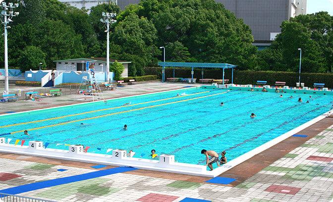 大田区立平和島公園プール ホームページ
